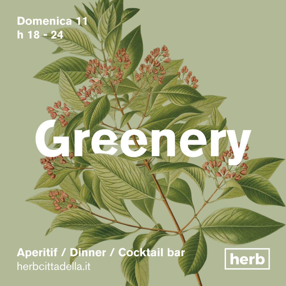 aperitivo botanico